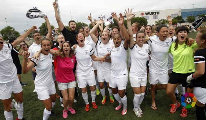 El Madrid CFF completó con éxito la temporada