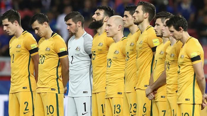 Australia participará en la Copa Confederaciones 2017