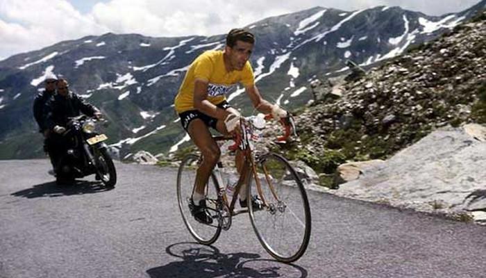 Bahamontes fue el primer español en ganar el Tour de Francia
