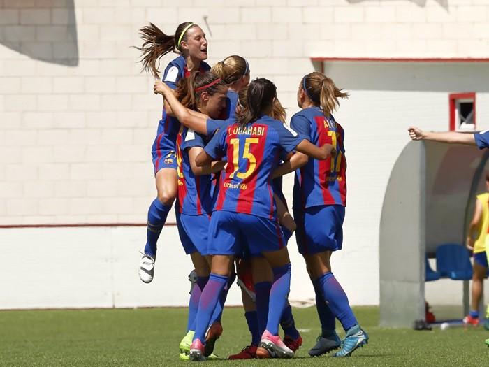 Copa de la Reina: Barça-Valencia y Atlético-Granadilla, en semifinales