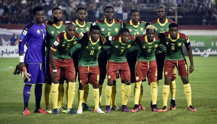 Camerún es uno de los países que estará en la Copa Confederaciones