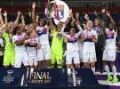 UEFA Women's Champions League: El Olympique de Lyon revalida el título