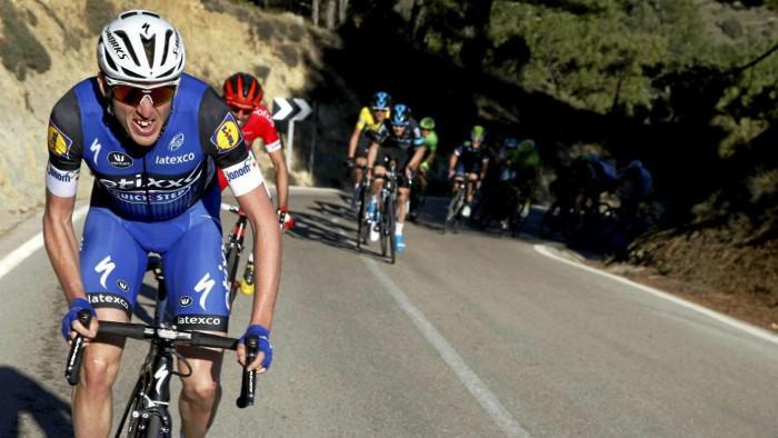 Daniel Martin apuesta por el podio del Tour de Francia