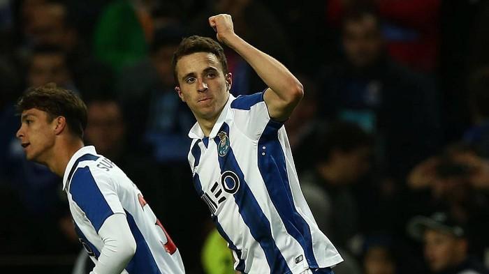 Diogo Jota ha jugado en el Oporto cedido por el Atlético de Madrid