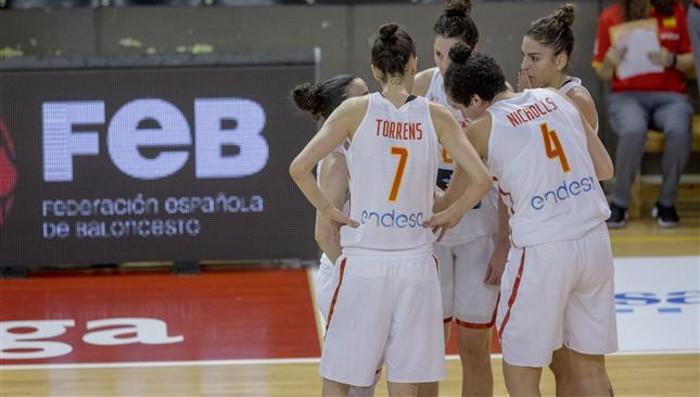 Lucas Mondelo ya tiene a las 12 jugadoras de España para el Eurobasket 2017