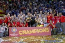 España gana el Eurobasket femenino 2017