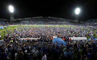 El Getafe regresa a Primera División