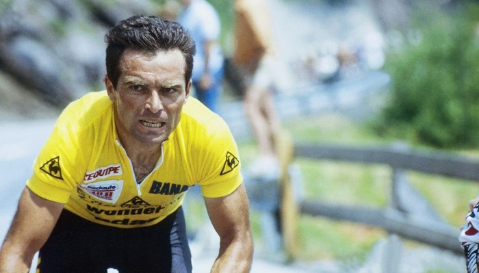 Hinault es el último francés en ganar el Tour