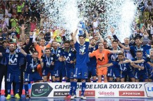Inter Movistar gana la LNFS 2017