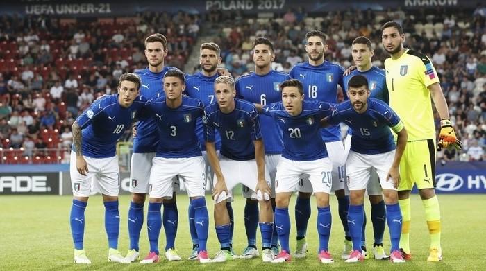 Italia sub 21 será el rival de España en semifinales