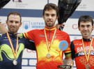 Castroviejo y Jesús Herrada, campeones de España en los Nacionales de ciclismo 2017