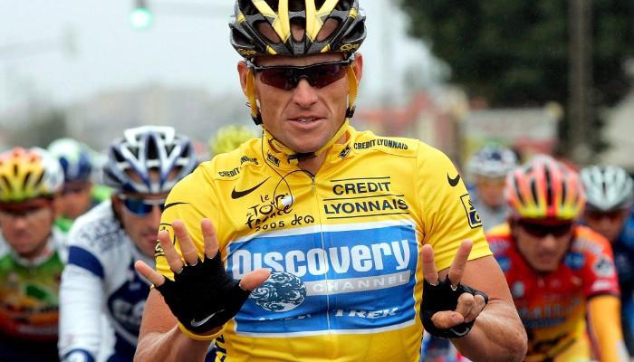 Armstrong fue desposeído de sus siete Tours