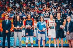 Las mejores jugadoras del Eurobasket femenino 2017