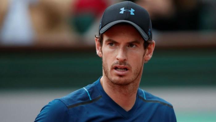 Murray a octavos en Roland Garros