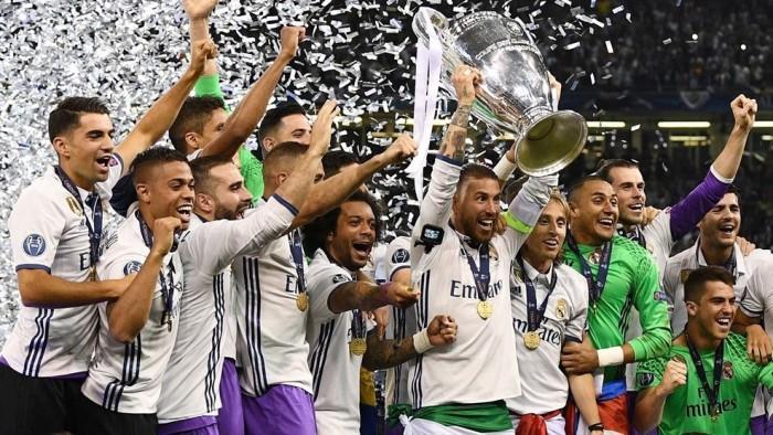 El Real Madrid ganó su duodécima Copa de Europa por goleada
