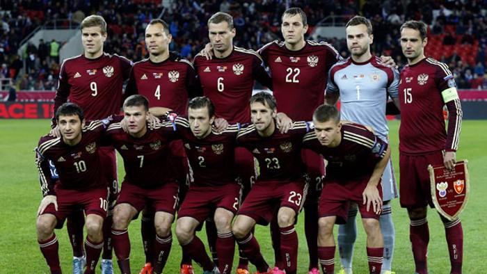 Eurocopa 2012: la selección de Rusia, la más potente del Grupo A