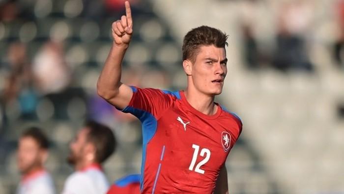 Schick es un delantero checo de la Sampdoria