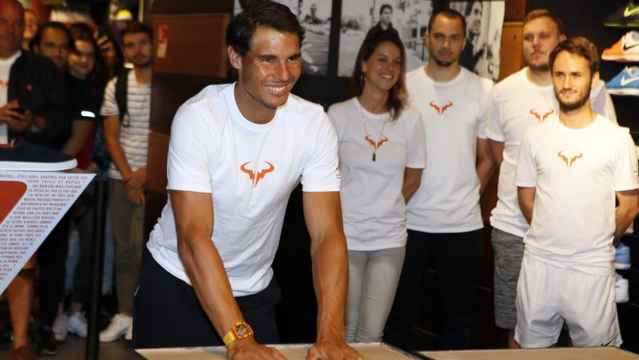 Toni Nadal habla de posibilidades de Rafa en Wimbledon