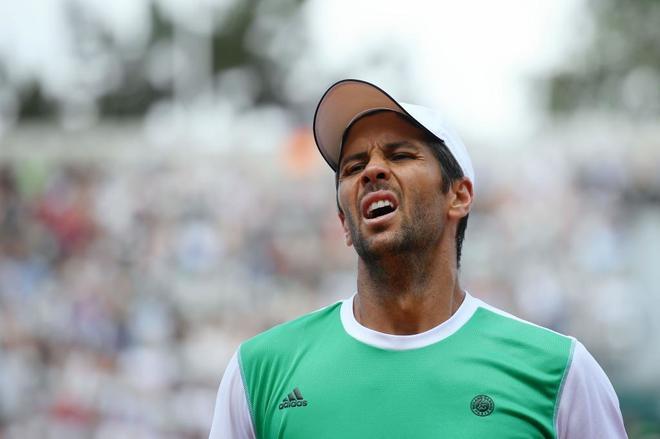 Verdasco cae ante Nishikori en Roland Garros
