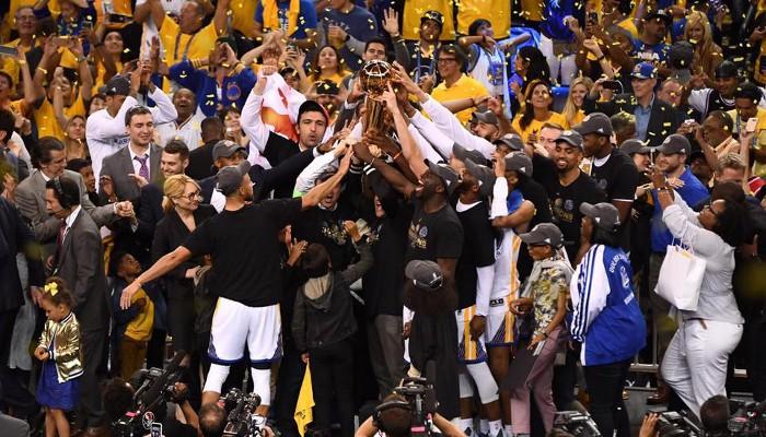 Warrios ganaron el anillo de campeón de la NBA en 2017