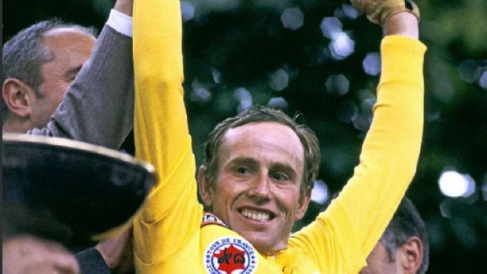 Zoetemelk tiene con 16 el récord de Tours completados