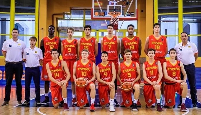 España finalizó en cuarto lugar el Mundial U19