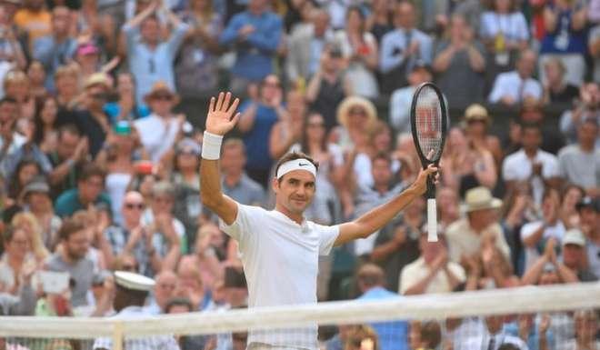 Wimbledon 2017: Federer y Murray a cuartos de final
