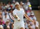 Wimbledon 2017: Federer y Djokovic avanzan por retiros