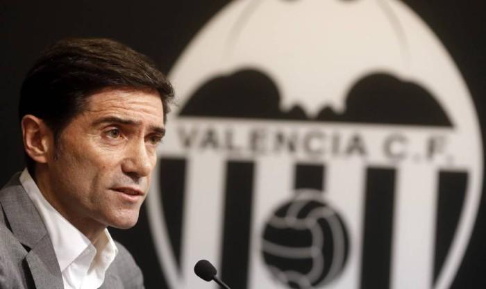 Marcelino es el sexto entrenador de la era Lim