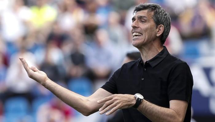 Muñiz seguirá dirigiendo al Levante en Primera División