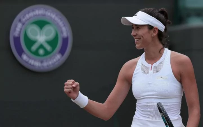 Wimbledon 2017: Muguruza a semifinales junto a Venus Williams