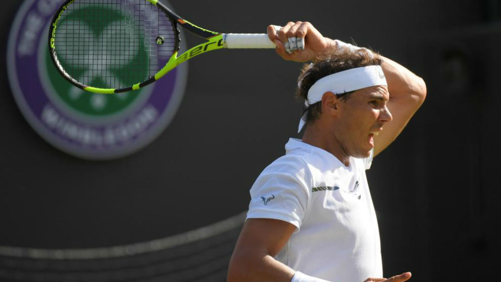 Wimbledon 2017: Nadal y Murray a segunda ronda, cae Wawrinka