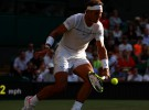 Wimbledon 2017: Rafa Nadal, Bautista y Murray a tercera ronda