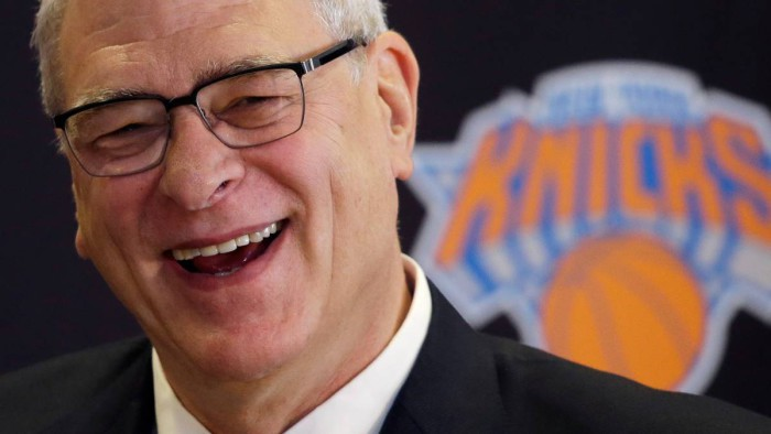 Phil Jackson ya ha sido despedido de los Knicks
