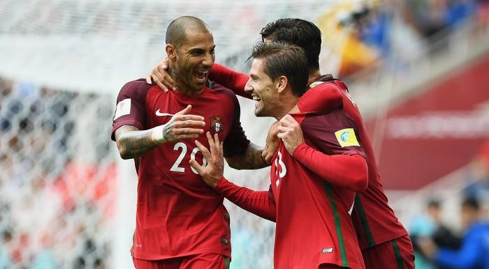 Portugal finalizó tercera la Copa Confederaciones 2017