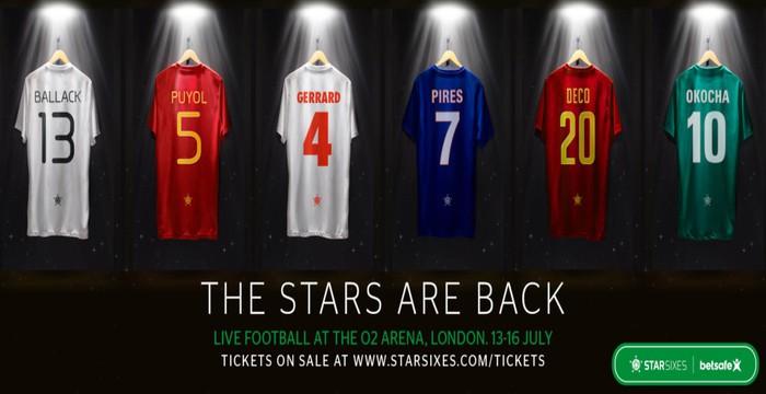 Conoce a los ex jugadores que estarán en Star Sixers, el Mundial de veteranos