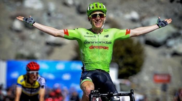 Talansky espera repetir actuación en la Vuelta a España