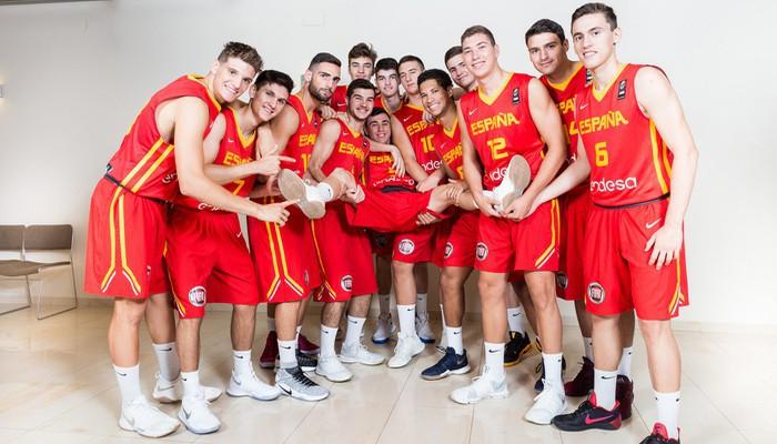España U18 se queda con la medalla de plata en el Eurobasket