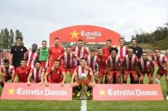 El Girona se estrenará en Primera con el apoyo del Manchester City
