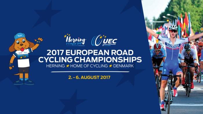 Herning acoge los Europeos de ciclismo de 2017