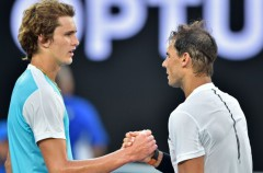 Zverev es un jugador increíble de acuerdo a Rafa Nadal
