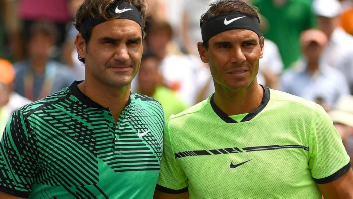 Rafa y Federer a la caza del número uno de la ATP