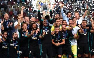 El Real Madrid gana la Supercopa de Europa 2017