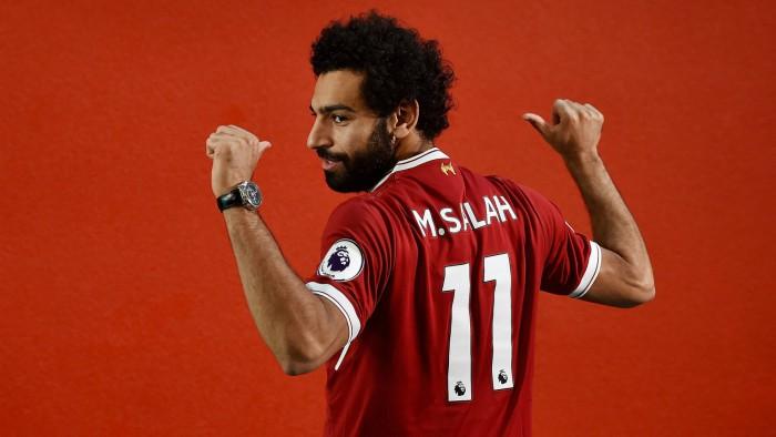 Salah ha sido el gran fichaje del Liverpool este verano