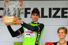 Tom Dumoulin gana el BinckBank Tour 2017