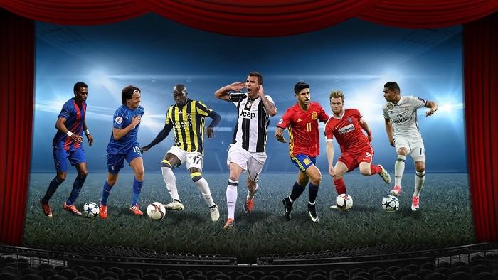 Los nominados al gol de la temporada en UEFA.com