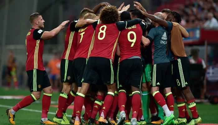 Bélgica ya está clasificada para el Mundial 2018