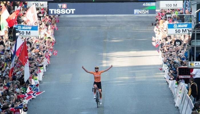 Chantal Blaak es la nueva campeona del mundo de ciclismo