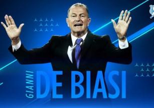 Gianni de Biasi es el nuevo entrenador del Alavés