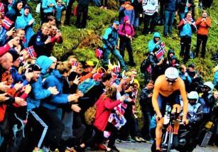Mundial de ciclismo 2017: Tom Dumoulin es el nuevo campeón contra el crono